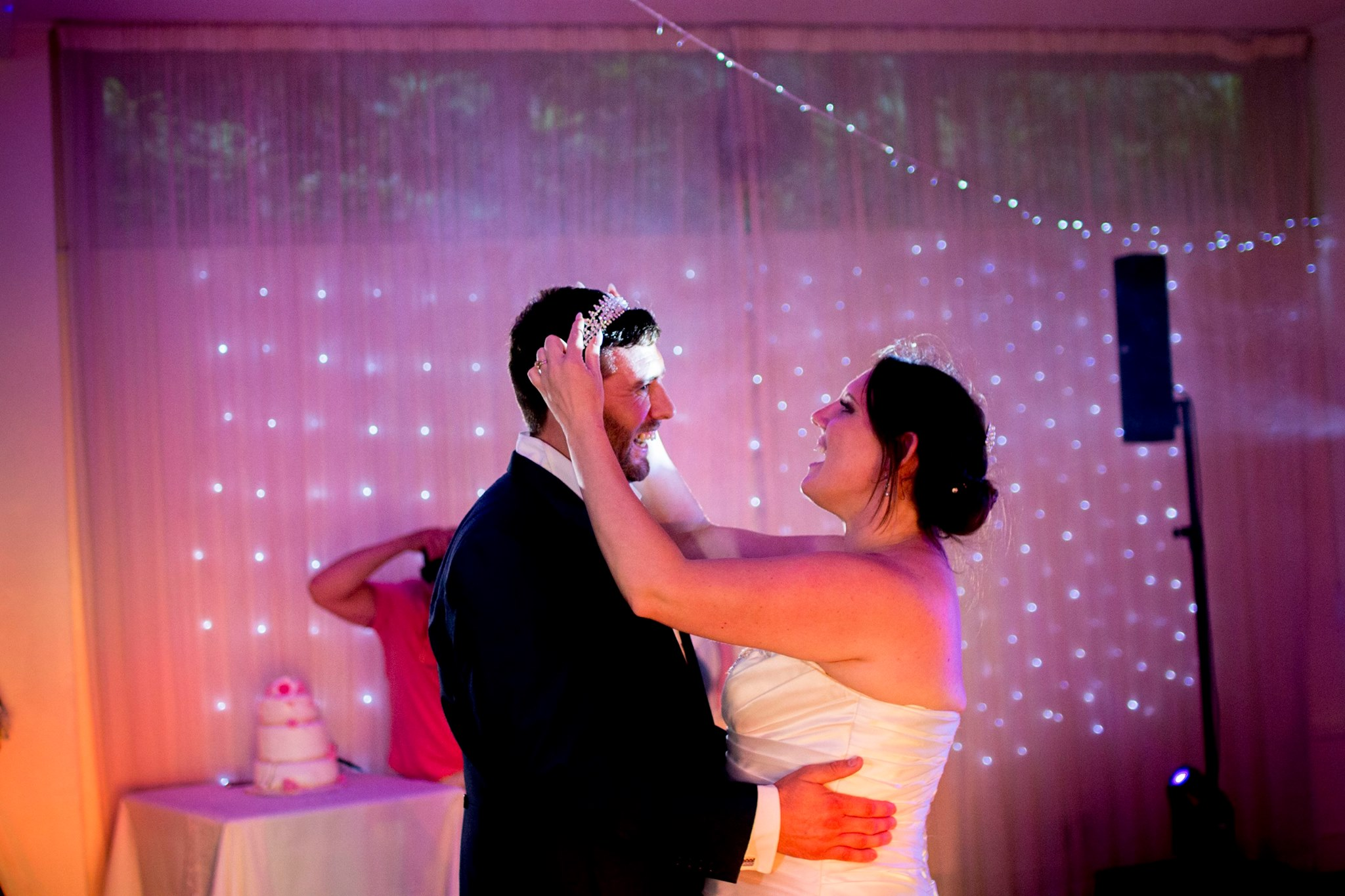 cornwall wedding disco dj photographer 28