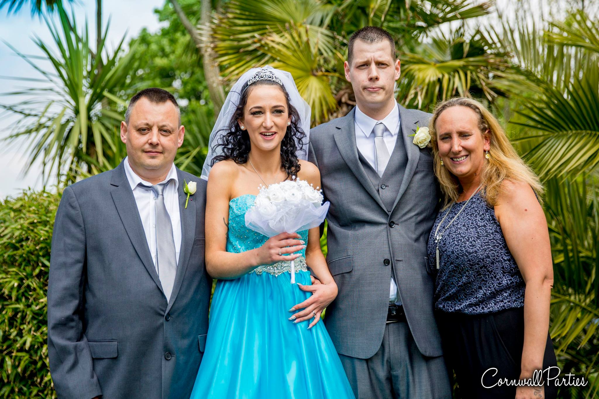 cornwall wedding disco dj photographer 22