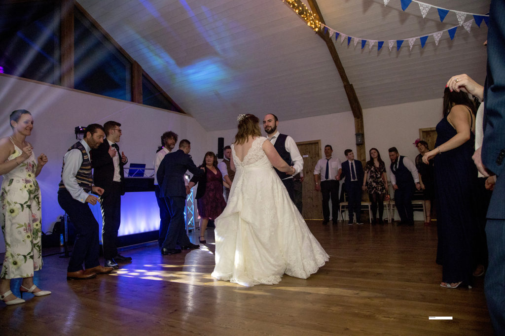 cornwall wedding disco dj photographer 57