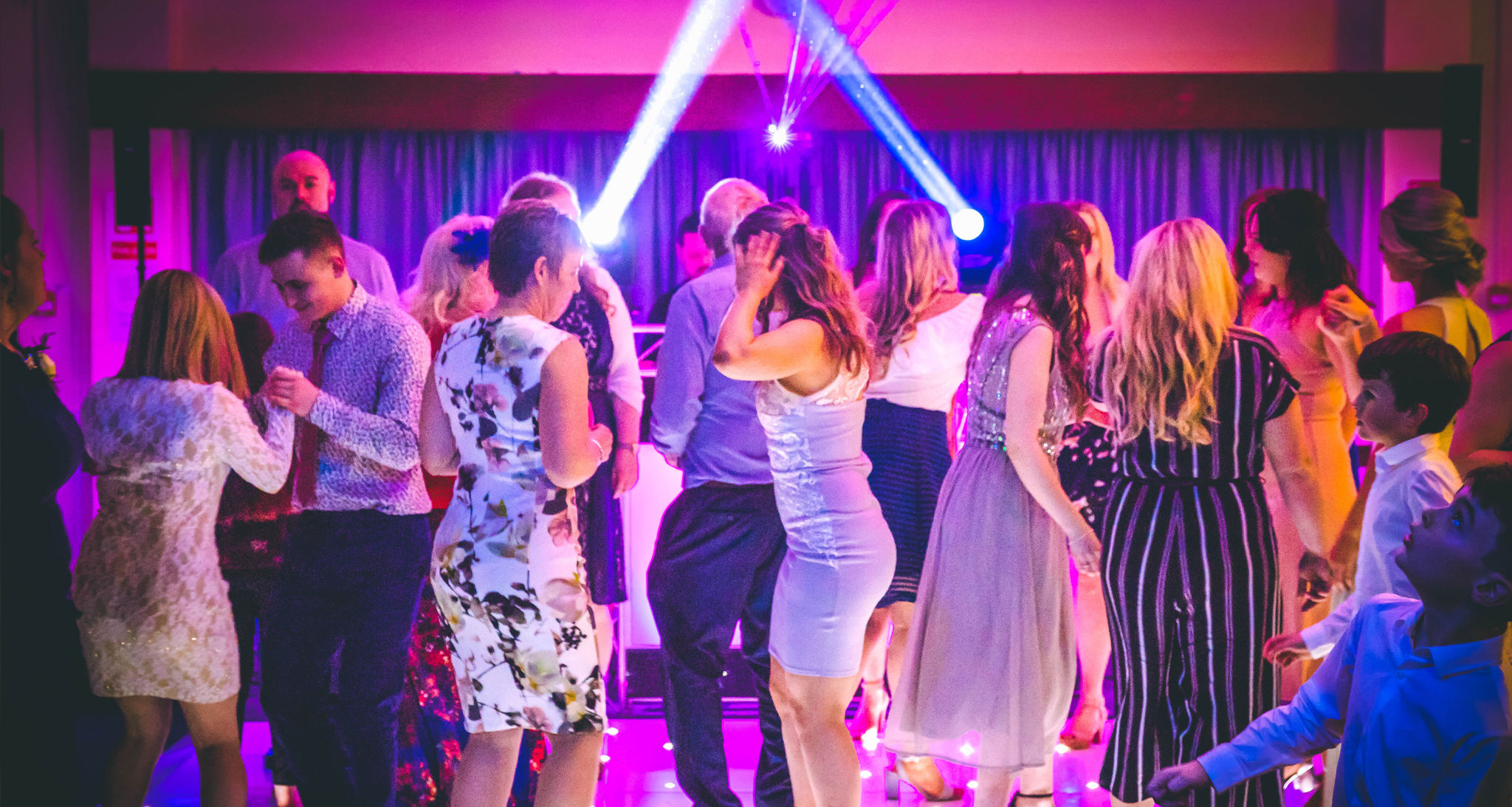 cornwall wedding disco 2