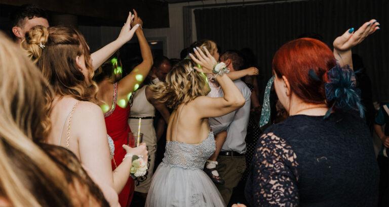 cornwall wedding dj and disco